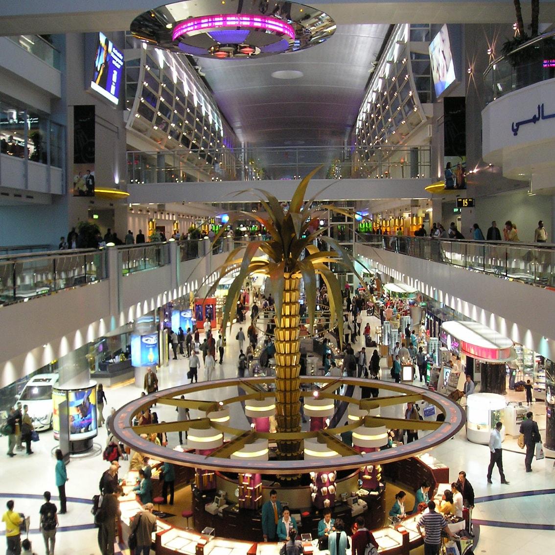 Аэропорт дубай терминал 3 продажа недвижимости за рубежом получение денег